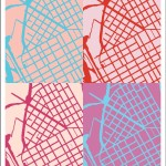 Warhol Diptych Series, Ithaca