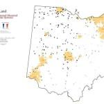 ArcMap Print Layout, Land Analysis, Various Data
